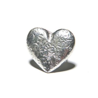 Olia Heart Ring Silver
