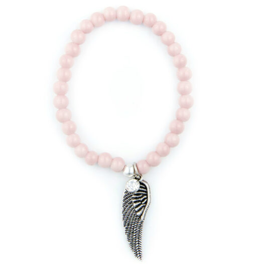 Olia Jewellery Lizzy Angel Wing Bracelet