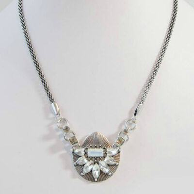 Junction 83 Art Deco Necklace