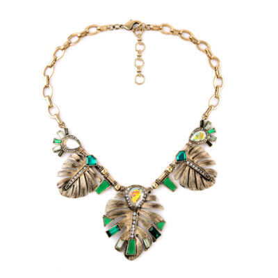Rock & Rye Garden Party Choker Necklace