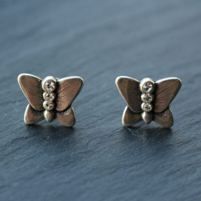 Danon-Butterfly-Stud-Earrings