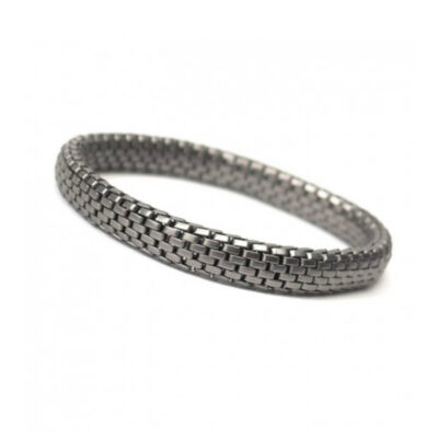 Hot Tomato Gunmetal Bracelet Band