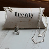 Treaty Jewellery Packaging at Birdhouse Jewellery