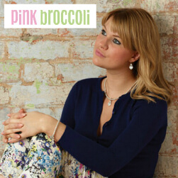 Pink Broccoli Jewellery available at Birdhouse Jewellery
