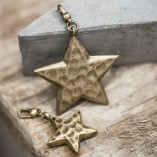 Tutti & Co Gold Star Charm available at Birdhouse Jewellery