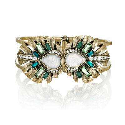 Garden Party Statement Bangle