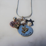 Birdhouse Jewellery Junction 83 Live in the moment necklace