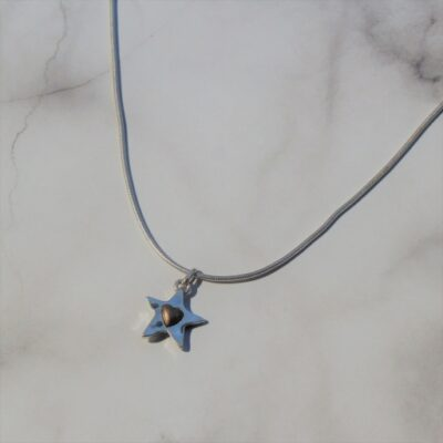 Birdhouse Jewellery Junction 83 Starheart necklace